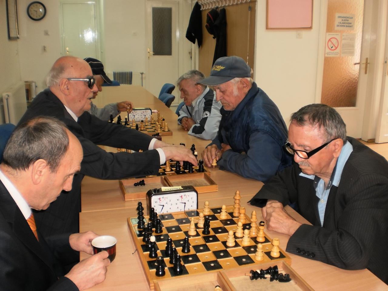 Првенство организације у шаху 2015